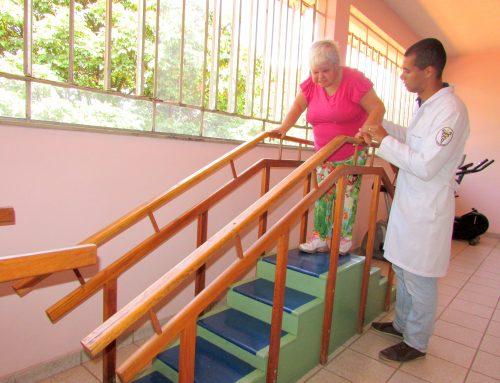 Fisioterapiana promoção da saúde de pessoas com deficiências